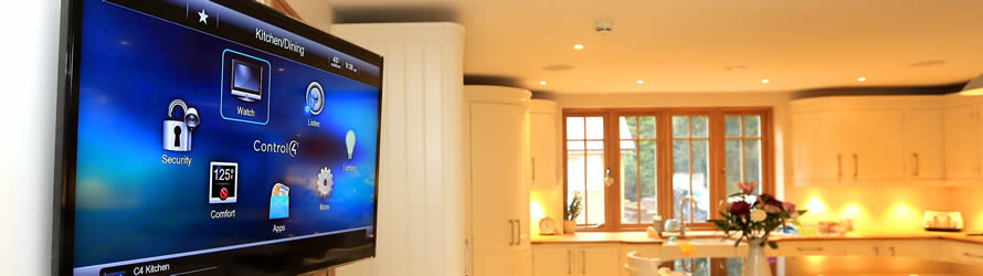 Smarthome TV central control in Holt, north Norfolk